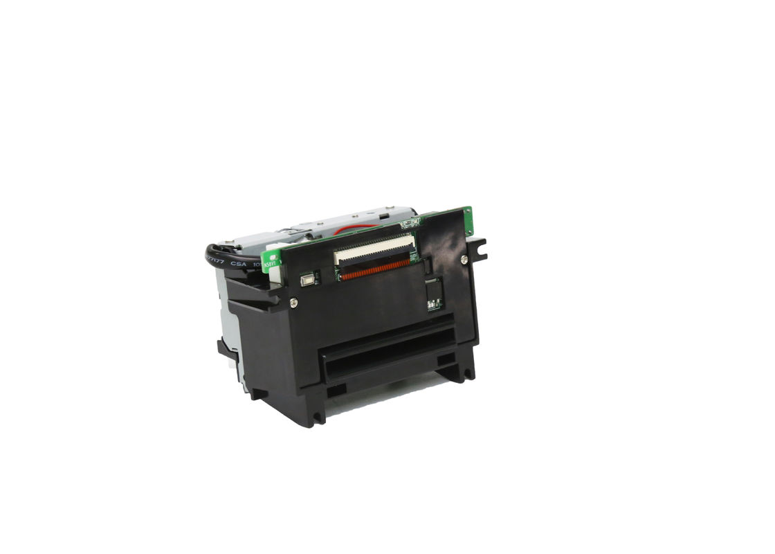 12V ~ 24V Thermal Printer Mechanism Long Standby Time For Linux / Android / Windows